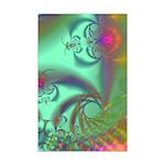 Jeweled Staircase, Kaleidoscope Mini Poster Print