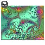 Jeweled Staircase, Kaleidoscope Puzzle