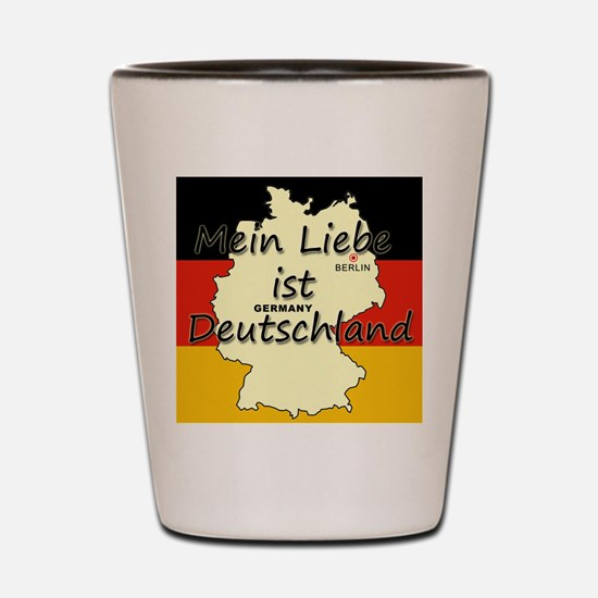 Mein Liebe ist Deutschland - My Love is Germany Sh