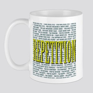 Repetition Mug