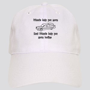 Hearses and friends Baseball Cap