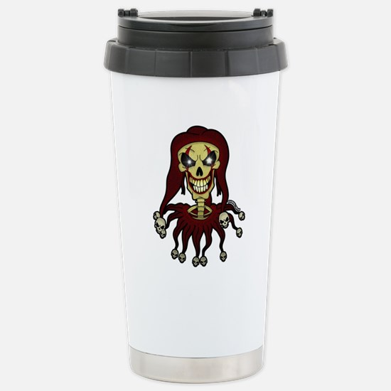 Dead Joker Travel Mug