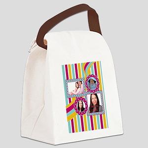 Add Photos Canvas Lunch Bag