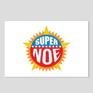 Super Noe Postcards (Package of 8)