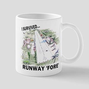 Original Runway 'Fore' Mug