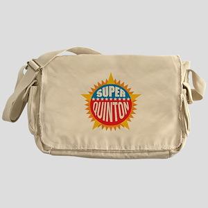Super Quinton Messenger Bag