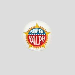 Super Ralph Mini Button