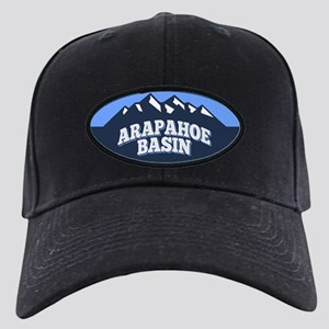 Arapahoe Basin Blue Black Cap