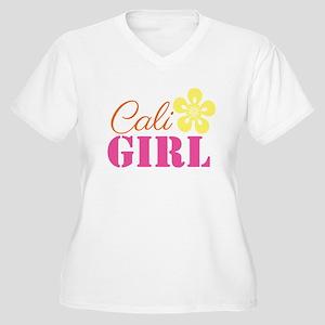 Cali Girl Plus Size T-Shirt