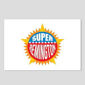 Super Remington Postcards (Package of 8)