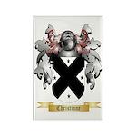 Christiane Rectangle Magnet (100 pack)