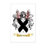 Christiane Mini Poster Print