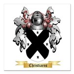 Christiaens Square Car Magnet 3