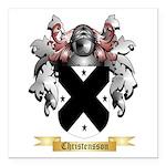 Christensson Square Car Magnet 3