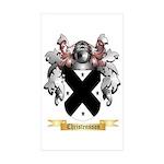 Christensson Sticker (Rectangle 10 pk)