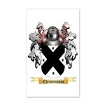 Christensson 35x21 Wall Decal