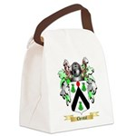 Christal Canvas Lunch Bag