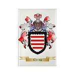 Chrisp Rectangle Magnet (100 pack)