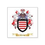 Chrisp Square Sticker 3