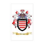 Chrisp Sticker (Rectangle)