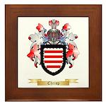 Chrisp Framed Tile
