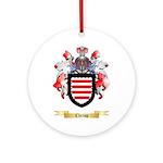 Chrisp Ornament (Round)