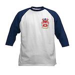 Chrismas Kids Baseball Jersey