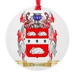 Chrismas Round Ornament