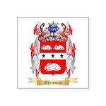 Chrismas Square Sticker 3
