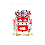 Chrismas Sticker (Rectangle)