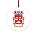 Chrismas Ornament (Round)