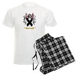 Chretinat Men's Light Pajamas