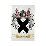 Chretinat Rectangle Magnet (100 pack)