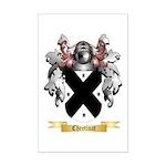 Chretinat Mini Poster Print