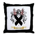 Chretinat Throw Pillow