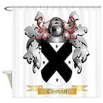 Chretinat Shower Curtain