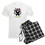 Chretien Men's Light Pajamas