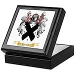 Chretien Keepsake Box