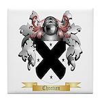 Chretien Tile Coaster