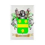 Chretien (2) Rectangle Magnet (10 pack)