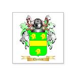 Chretien (2) Square Sticker 3