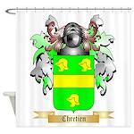 Chretien (2) Shower Curtain