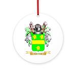 Chretien (2) Ornament (Round)