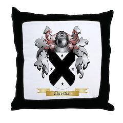 Chrestian Throw Pillow