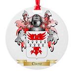 Choyce Round Ornament