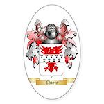 Choyce Sticker (Oval 50 pk)