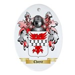Choyce Ornament (Oval)