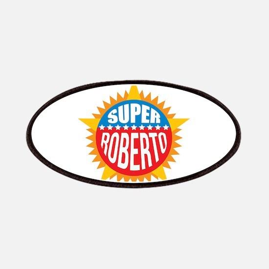Super Roberto Patches