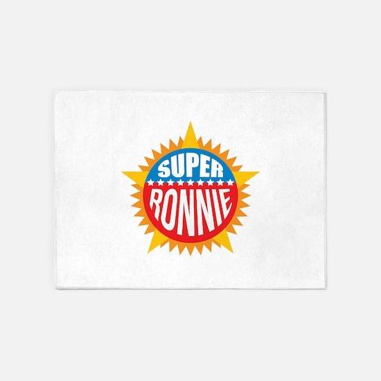 Super Ronnie 5'x7'Area Rug