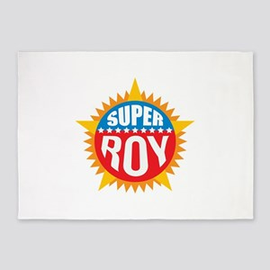 Super Roy 5'x7'Area Rug